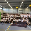 Erasmus+ | korfbalclinic in Vaals