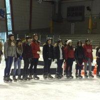 Erasmus+ | Schaatslessen bij Laco Glanerbrook