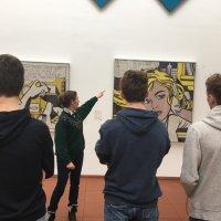 Excursie van kunst naar Keulen 10 januari 2019