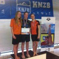 Nationale titel voor Esmee Lanckohr (klas Havo 2d)