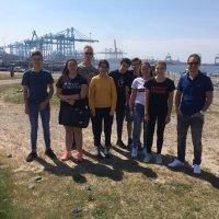 Econasium bezoekt havengebied Rotterdam