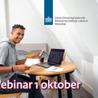Webinar van DUO over studiefinanciering