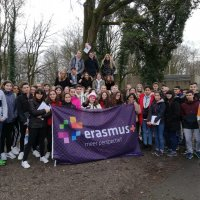 Erasmus+ 'Sports with no Borders' op Eijkhagen