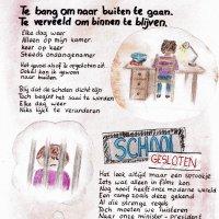 Poëzie: Quarantaine (schrijfopdracht)