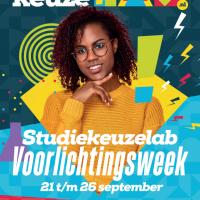 Studiekeuzelab voorlichtingsweek