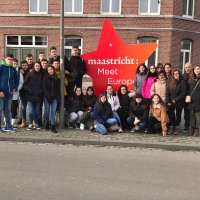 Erasmus+   Engels-Spaans les & excursie Maastricht