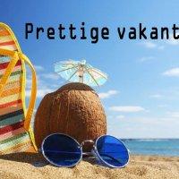 Een fijne zomervakantie voor iedereen!