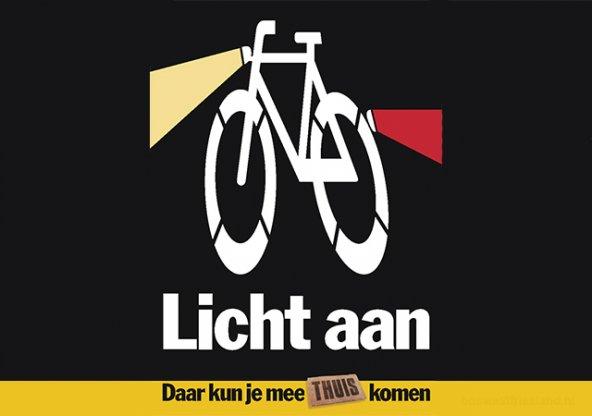 Licht Voor Fiets : Licht aan op de fiets! eijkhagen